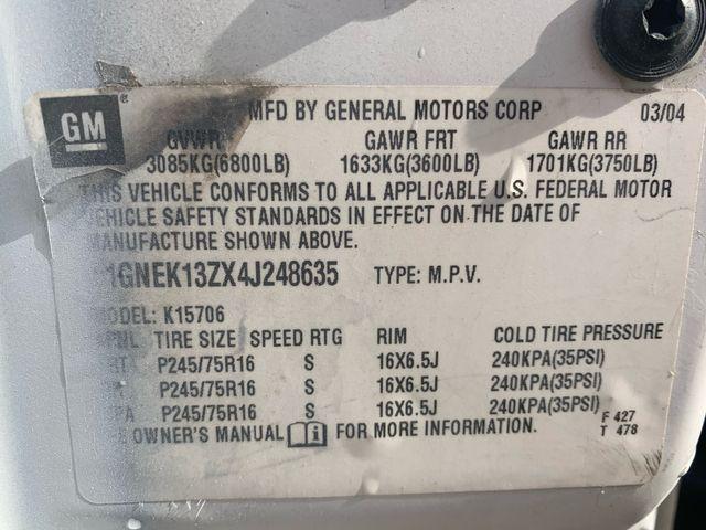 2004 Chevrolet Tahoe Special Service Veh Hoosick Falls, New York 7