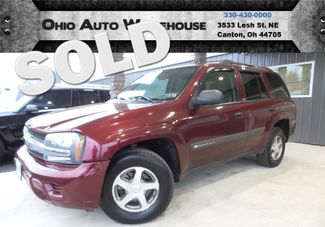 2004 Chevrolet TrailBlazer 4x4 111K LOW MILES Clean Carfax We Finance | Canton, Ohio | Ohio Auto Warehouse LLC in Canton Ohio