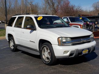 2004 Chevrolet TrailBlazer LT | Champaign, Illinois | The Auto Mall of Champaign in Champaign Illinois