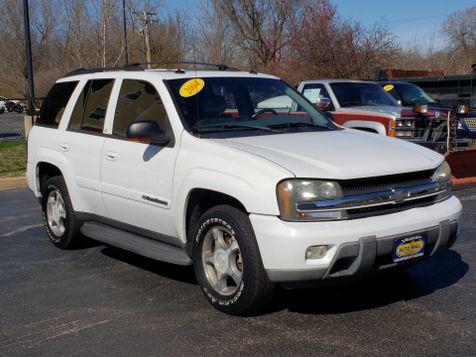 2004 Chevrolet TrailBlazer LT | Champaign, Illinois | The Auto Mall of Champaign in Champaign, Illinois