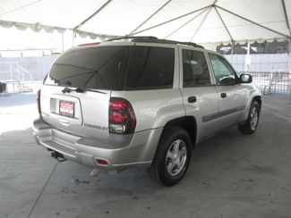 2004 Chevrolet TrailBlazer LS Gardena, California 2