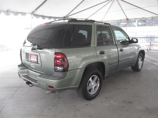 2004 Chevrolet TrailBlazer LS Gardena, California 2