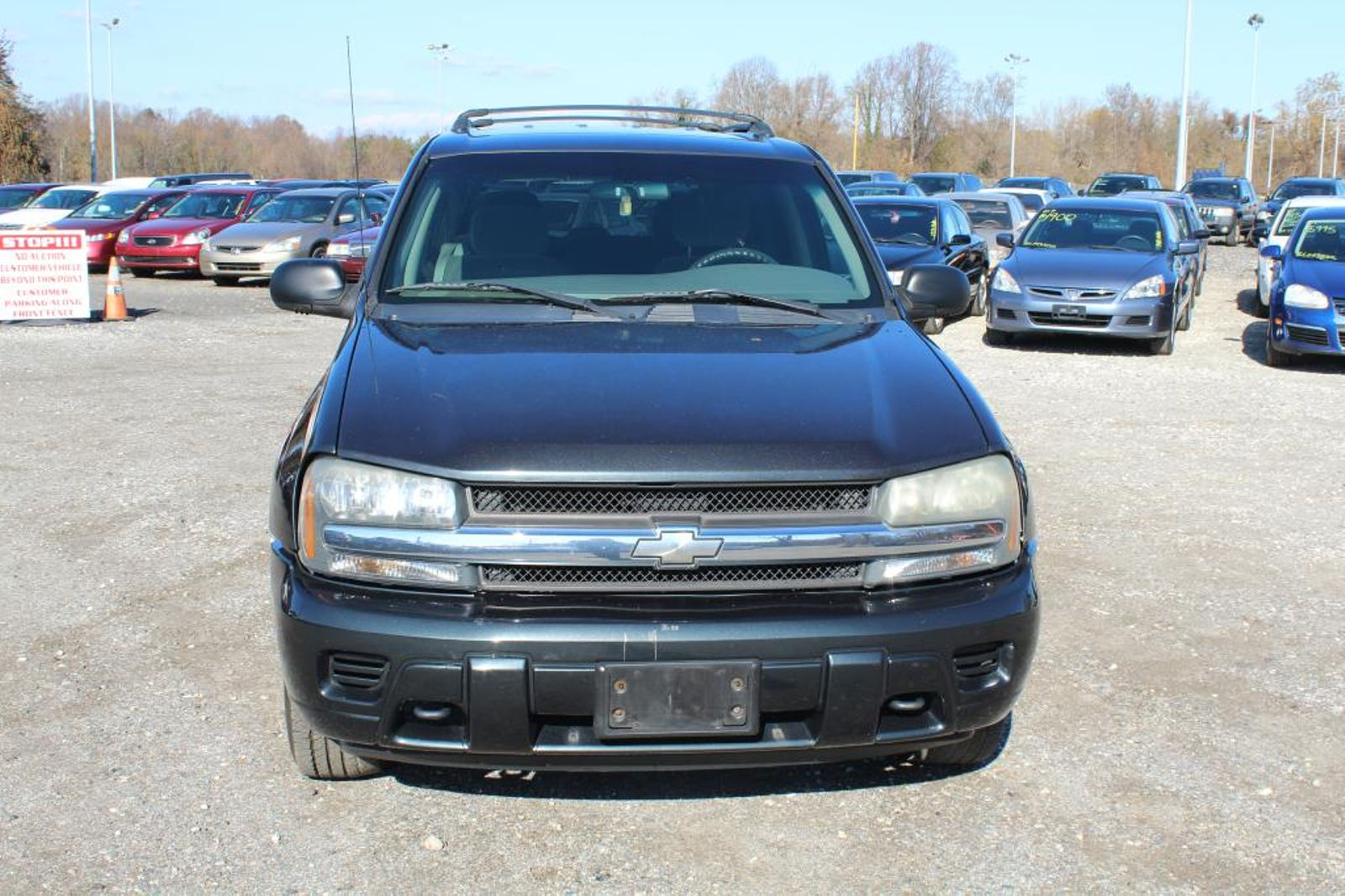 ... 2004 Chevrolet TrailBlazer LS city MD South County Public Auto Auction  in Harwood, ...