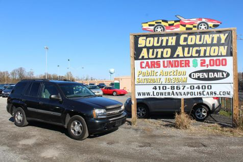 2004 Chevrolet TrailBlazer LS in Harwood, MD