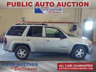 2004 Chevrolet TrailBlazer LT | JOPPA, MD | Auto Auction of Baltimore  in Joppa MD