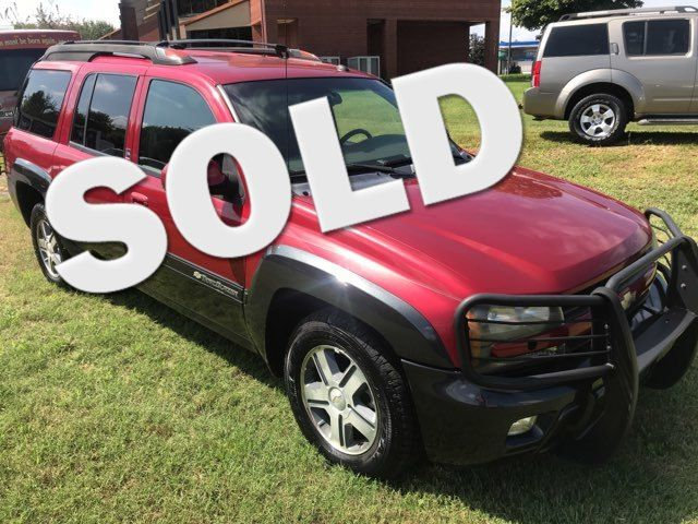 2004 Chevrolet-3rd Row!! Leather! Trailblazer-SHOWROOM CONDITION!! LT-BUY HERE PAY HERE! Knoxville, Tennessee