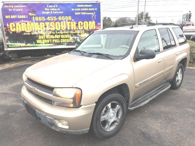 2004 Chevrolet Trailblazer LS Knoxville, Tennessee