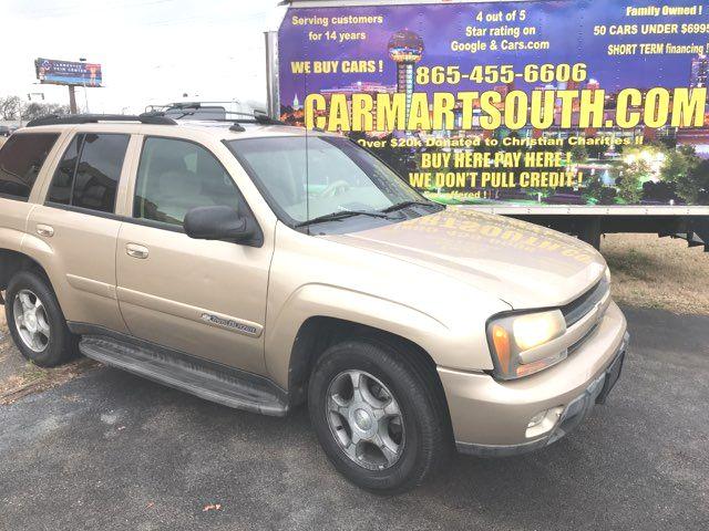 2004 Chevrolet Trailblazer LS Knoxville, Tennessee 2