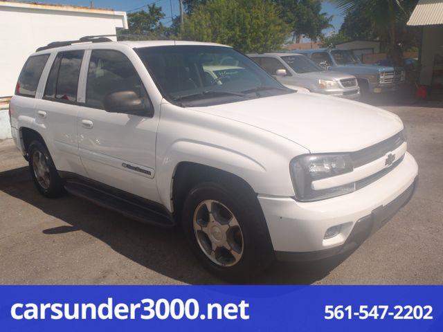 2004 Chevrolet TrailBlazer LT Lake Worth , Florida