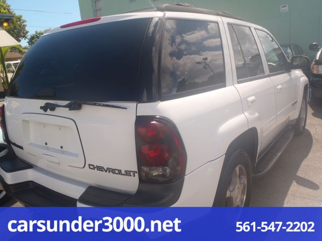 2004 Chevrolet TrailBlazer LT Lake Worth , Florida 1