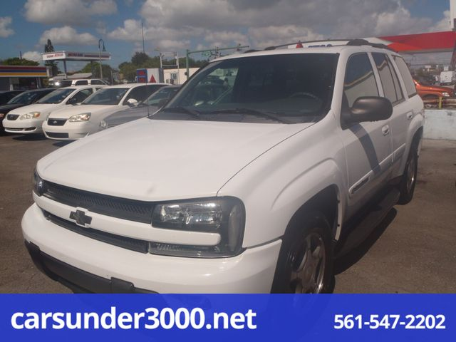 2004 Chevrolet TrailBlazer LT Lake Worth , Florida 2