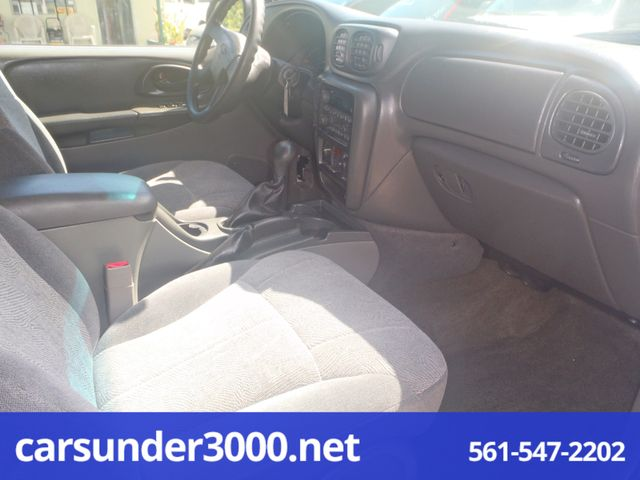 2004 Chevrolet TrailBlazer LT Lake Worth , Florida 4