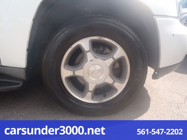 2004 Chevrolet TrailBlazer LT Lake Worth , Florida 9