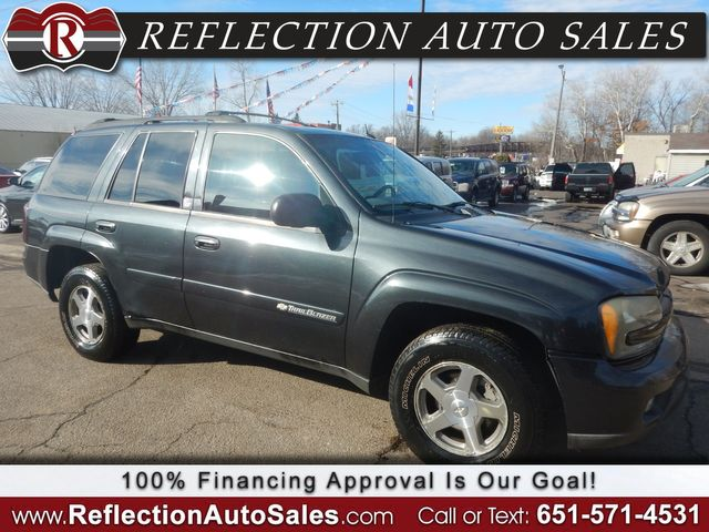 2004 Chevrolet TrailBlazer LT in Oakdale, Minnesota 55128