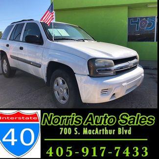 2004 Chevrolet TrailBlazer LS   Oklahoma City, OK   Norris Auto Sales (I-40) in Oklahoma City OK