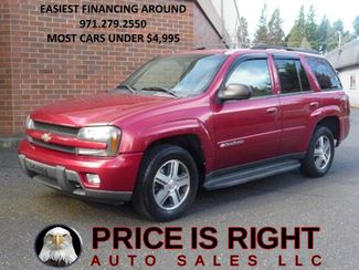2004 Chevrolet TrailBlazer LT in Portland OR, 97230