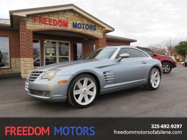 2004 Chrysler Crossfire    Abilene, Texas   Freedom Motors  in Abilene,Tx Texas