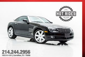 2004 Chrysler Crossfire Limited in Carrollton, TX 75006
