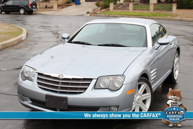 2004 Chrysler CROSSFIRE COUPE 88K MLS AUTOMATIC SERVICE RECORDS