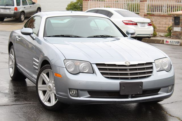 2004 Chrysler CROSSFIRE COUPE 88K MLS AUTOMATIC SERVICE RECORDS in Woodland Hills CA, 91367