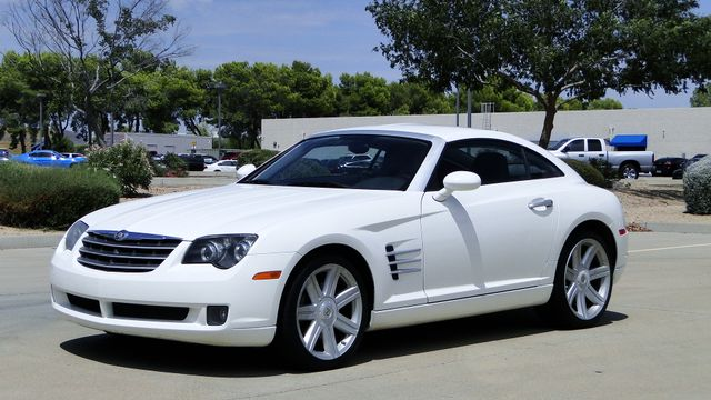 2004 Chrysler Crossfire Coupe Phoenix, Arizona 8