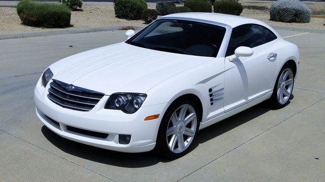 2004 Chrysler Crossfire Coupe Phoenix, Arizona 13