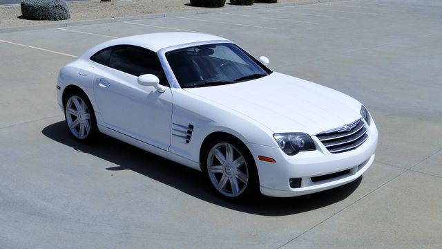 2004 Chrysler Crossfire Coupe Phoenix, Arizona 9