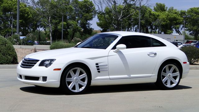 2004 Chrysler Crossfire Coupe Phoenix, Arizona 18