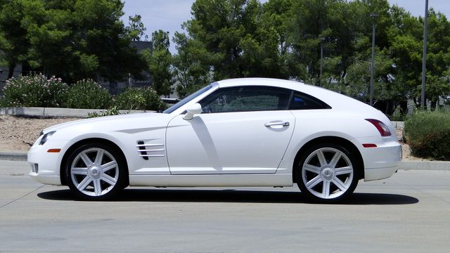 2004 Chrysler Crossfire Coupe Phoenix, Arizona 10