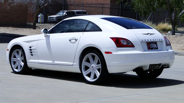 2004 Chrysler Crossfire Coupe Phoenix, Arizona 5