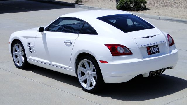 2004 Chrysler Crossfire Coupe Phoenix, Arizona 12
