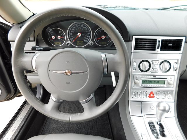 2004 Chrysler Crossfire Coupe Auto, CD Player, One-Owner Alloy Wheels 5k in Dallas, Texas 75220