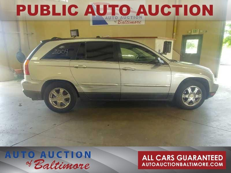 2004 Chrysler Pacifica Joppa Md Auto Auction Of Baltimore