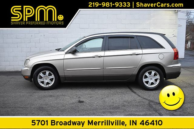 2004 Chrysler Pacifica 4d SUV FWD (2004.5)