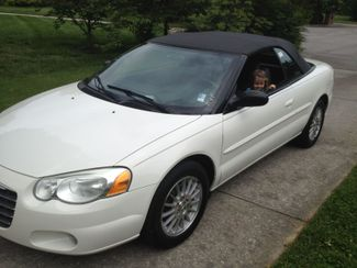 2004 Chrysler Sebring LXi Knoxville, Tennessee 1