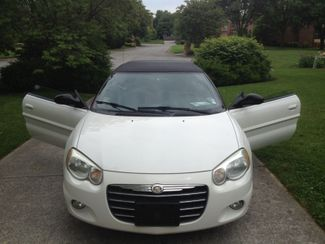2004 Chrysler Sebring LXi Knoxville, Tennessee 22