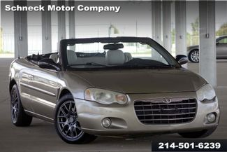 2004 Chrysler Sebring Limited in Plano TX, 75093
