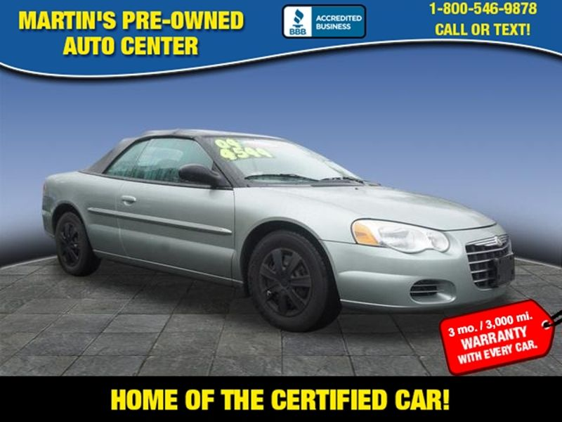 2004 Chrysler Sebring LX | Whitman, MA | Martin's Pre-Owned Auto Center