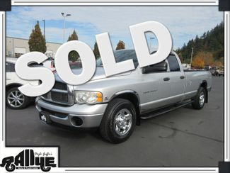 2004 Dodge 2500 Ram SLT 2WD 5.9L Diesel in Burlington, WA 98233