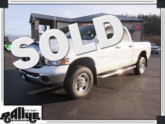 2004 Dodge 3500 Ram SLT C/Cab 4WD 5.9L Diesel in Burlington, WA 98233