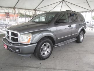 2004 Dodge Durango Limited Gardena, California 0