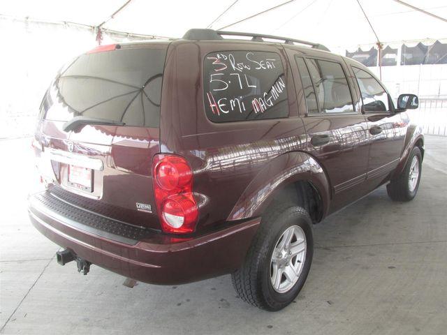 2004 Dodge Durango SLT Gardena, California 2