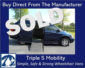 2004 Dodge Grand Caravan Sxt Wheelchair Van Handicap Ramp Van Pinellas Park, Florida