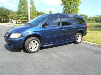 2004 Dodge Grand Caravan Sxt Wheelchair Van Handicap Ramp Van Pinellas Park, Florida 4