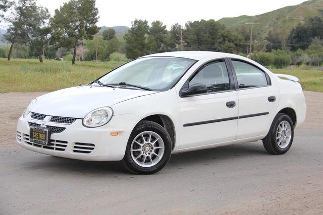 2004 Dodge Neon SE Santa Clarita, CA 1