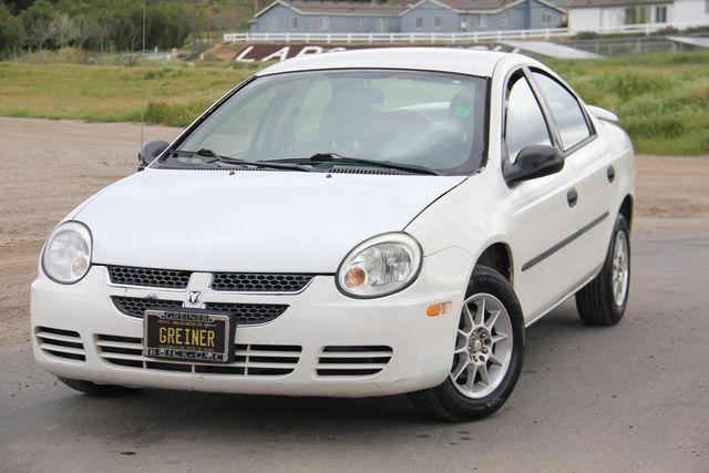 2004 Dodge Neon SE Santa Clarita, CA 4