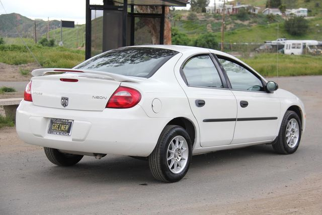 2004 Dodge Neon SE Santa Clarita, CA 6