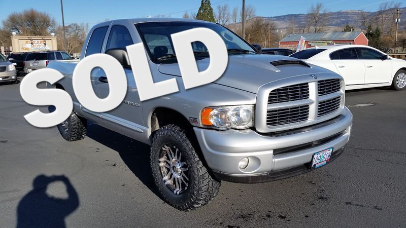 2004 Dodge Ram 1500 SLT 4WD | Ashland, OR | Ashland Motor Company in Ashland OR