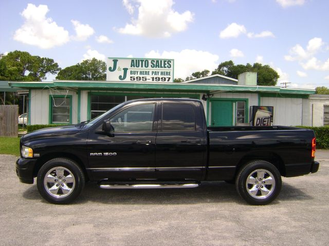 2004 Dodge Ram 1500 CREW CAB SLT in Fort Pierce, FL 34982