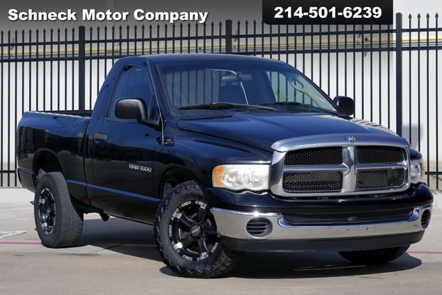 2004 Dodge Ram 1500 ST **** RATES AS LOW AS 1.99 APR* ******